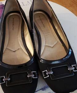 Bandolino Black Flats